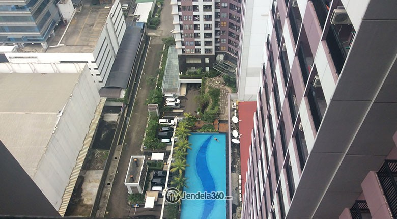 taman sari semanggi apartment for rent