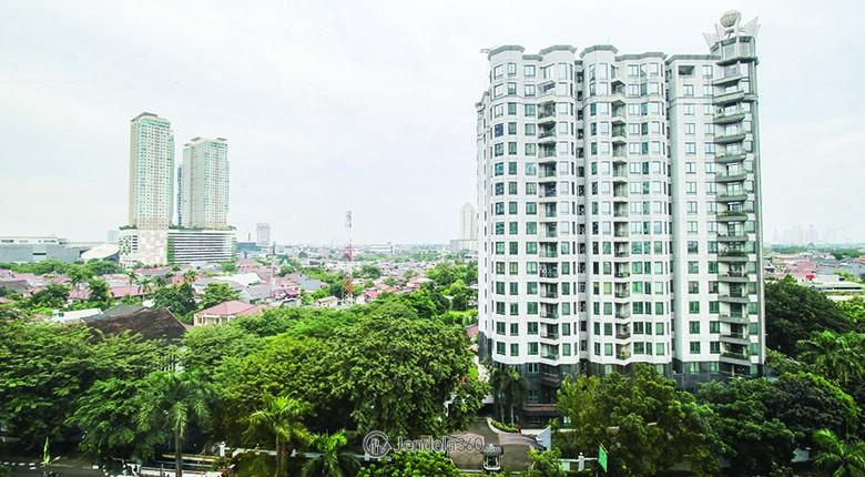 sewa apartemen 1 park residences