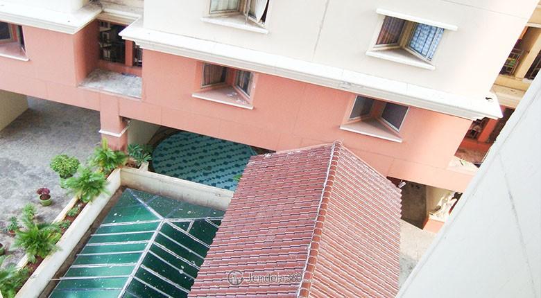 mediterania gajah mada apartment for rent