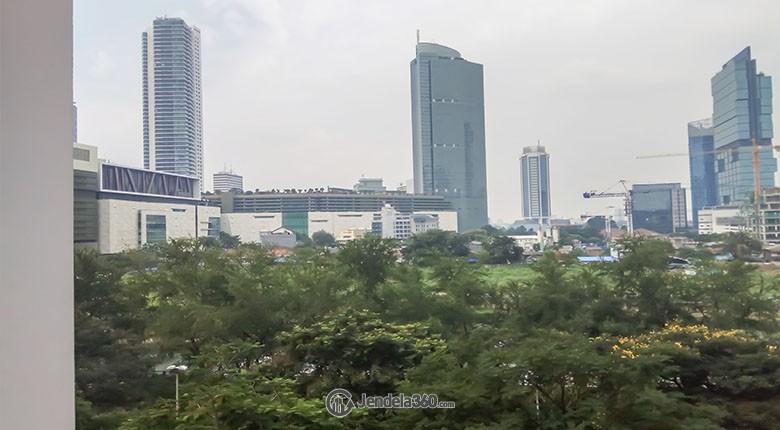View apartemen puri park view