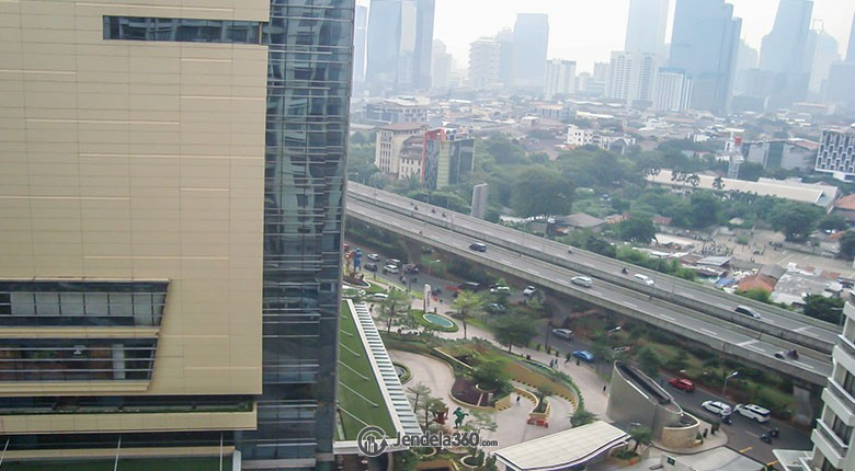 View Apartemen Somerset Grand Citra Kuningan