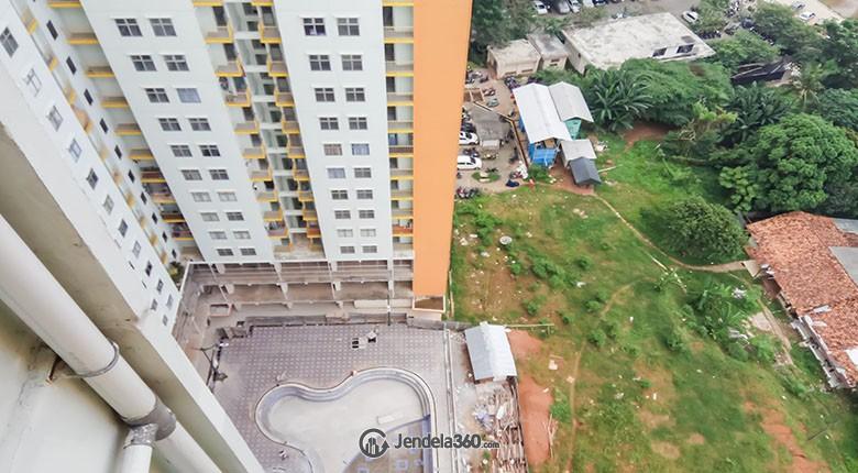 View Apartemen Pancoran Riverside Apartment
