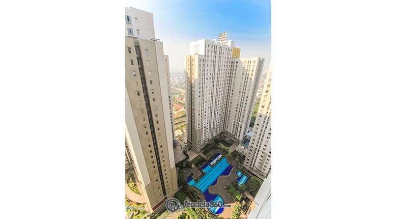 View Apartemen Green Bay Pluit Apartment