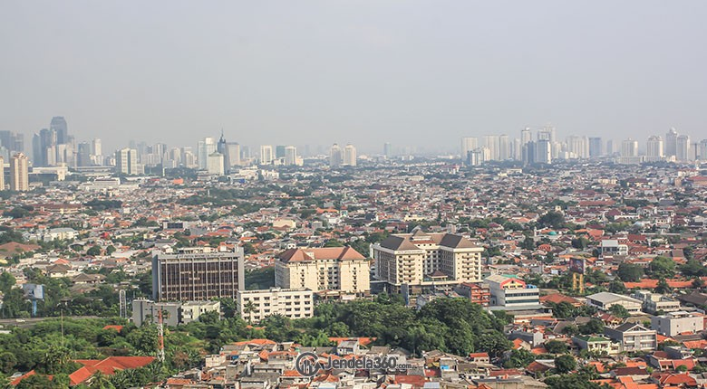 View Apartemen Central Park Apartment