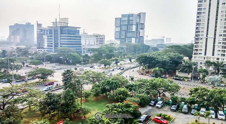 View Apartemen Puri Kemayoran Apartment