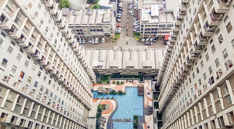 View Apartemen Sudirman Park Apartment