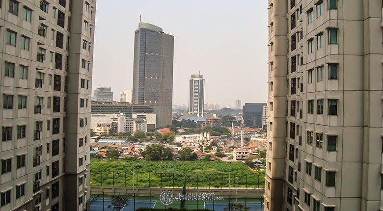 View Apartemen Thamrin Residence Apartment