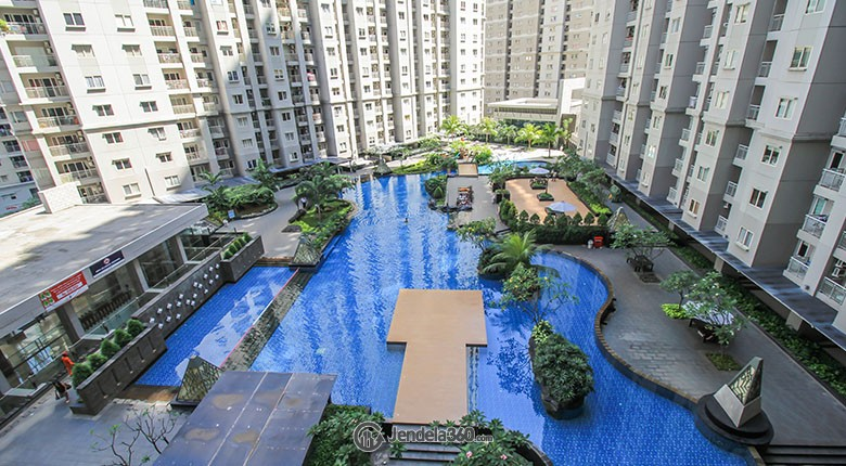 View Royal Mediterania Garden Residence Apartment