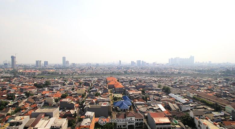 View Apartemen Cosmo Terrace