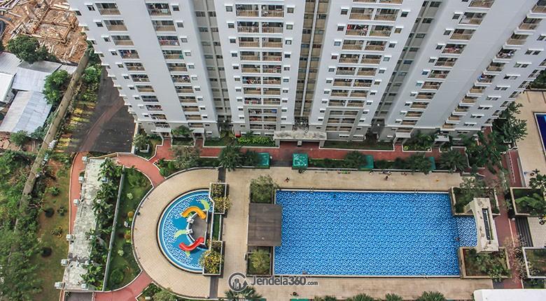 View Apartemen Mediterania Garden Residence 2