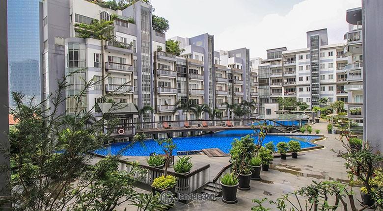 View Apartemen Pearl Garden Apartment