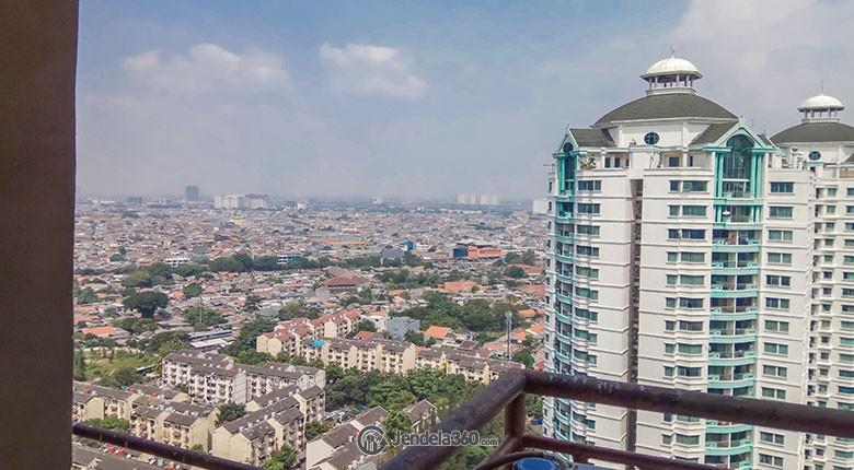 View Mediterania Boulevard Kemayoran