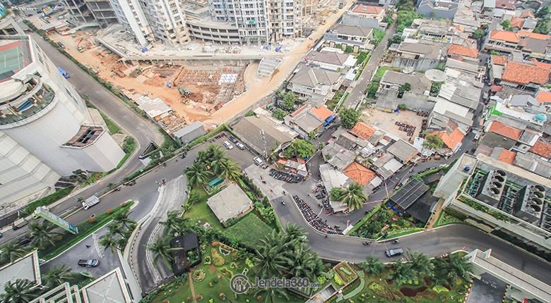 View Apartemen Central Park Apartment