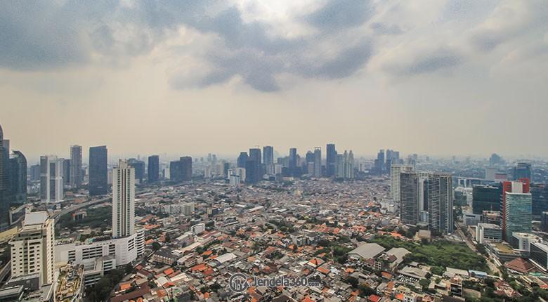 View Kuningan City - Denpasar Residence Apartment