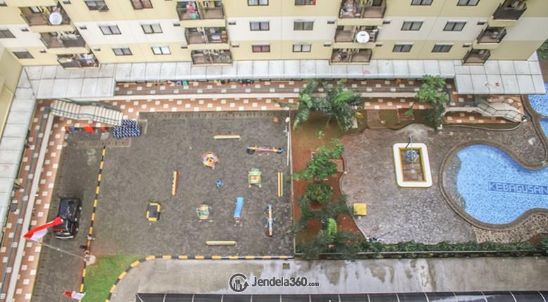 View Apartemen Kebagusan City Apartment