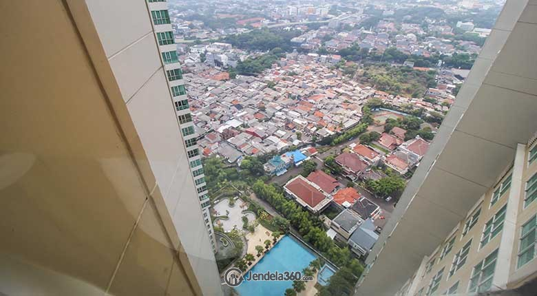 View Gandaria Heights Apartment