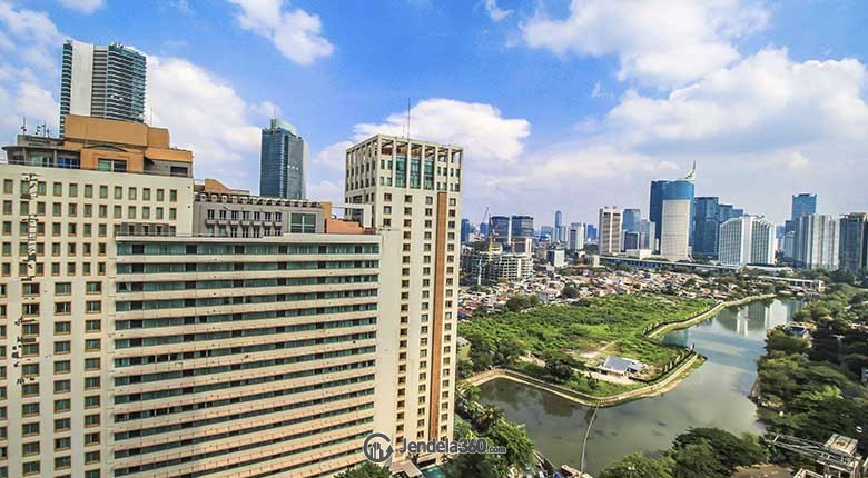 View Cosmo Mansion - Thamrin City Apartment