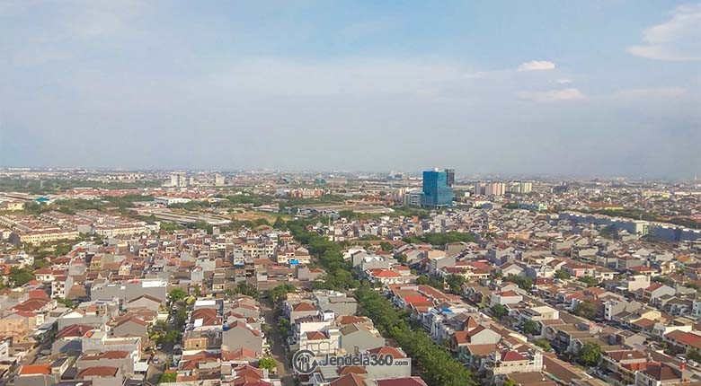 View Apartemen The Summit Apartment