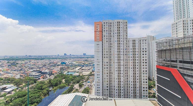 View Green Bay Pluit Apartment