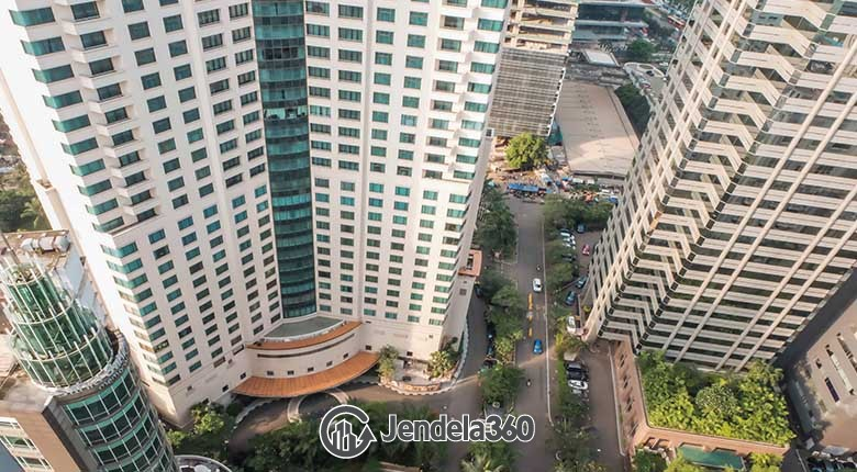 View Apartemen Sahid Sudirman Residence