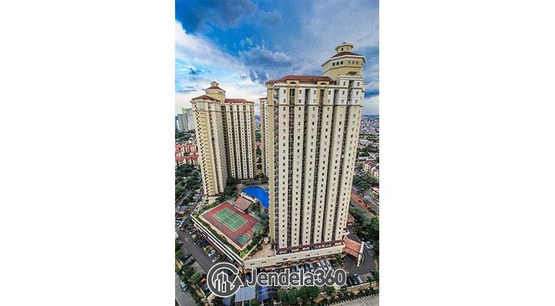 View Apartemen Mediterania Boulevard Kemayoran