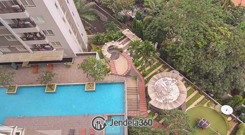 View Apartemen Permata Hijau Residences