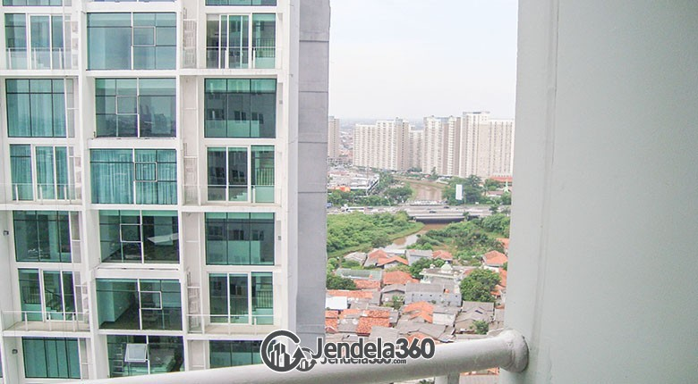 View Metro Park Residence Apartment