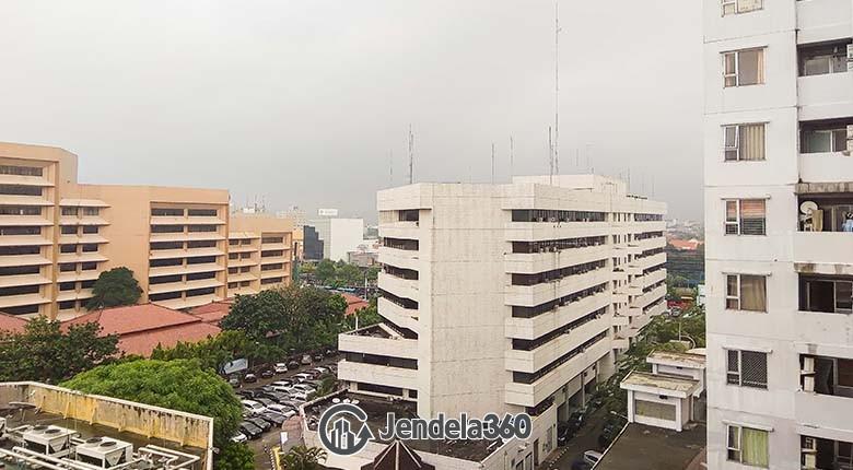 View Apartemen Menteng Square Apartment