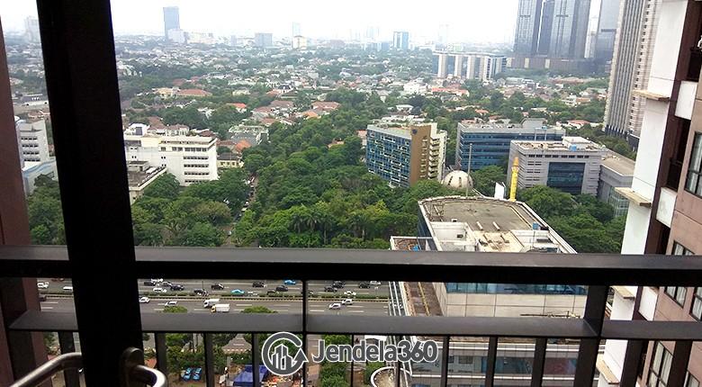 View Apartemen Taman Sari Semanggi Apartment