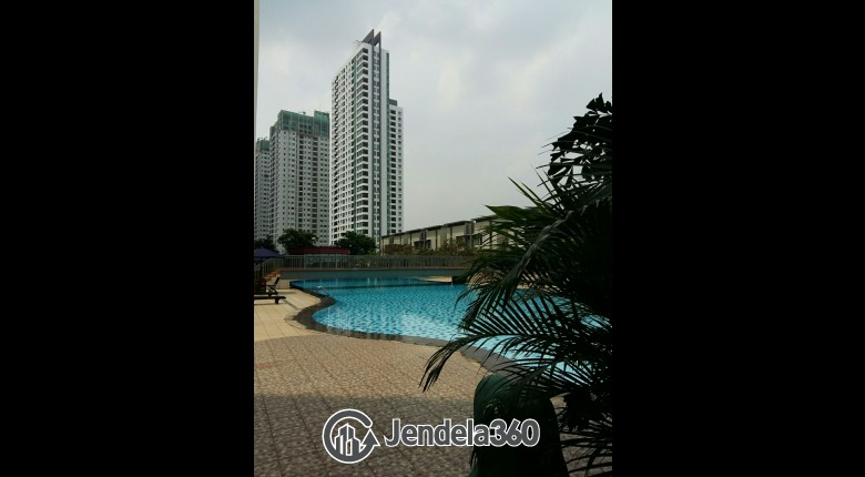View Apartemen Cosmo Mansion - Thamrin City