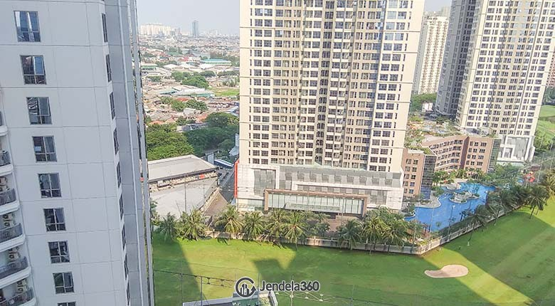 View Apartemen The Mansion Kemayoran Jasmine