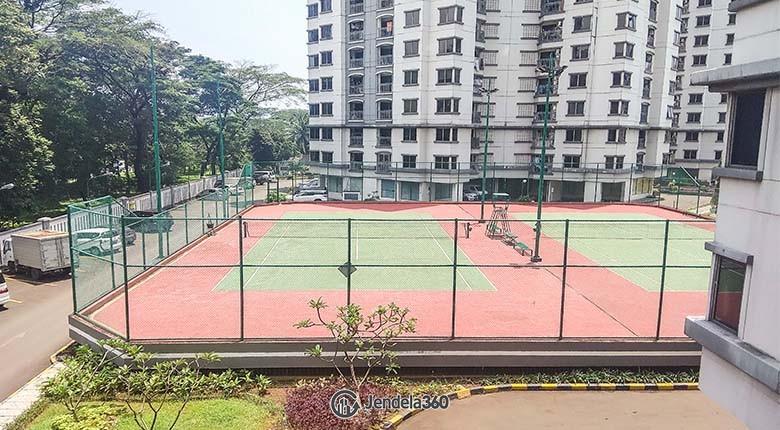 View Apartemen Taman Kemayoran Kondominium
