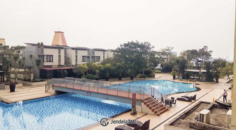 View Apartemen Cosmo Mansion - Thamrin City