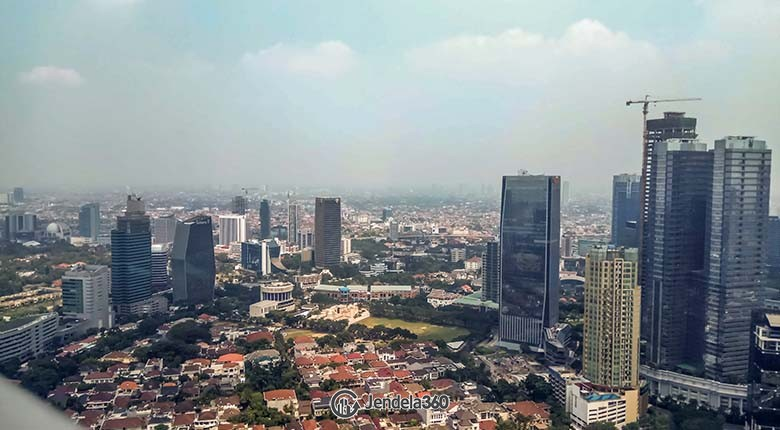 View Apartemen Kuningan City (Denpasar Residence)