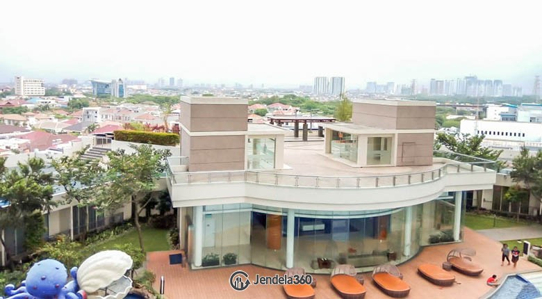 view Ancol Mansion Apartment Apartment
