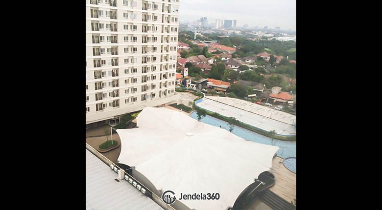 view Cinere Bellevue Suites Apartment