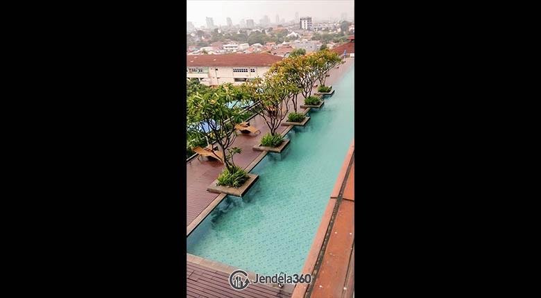 view Apartemen The Mansion Kemang