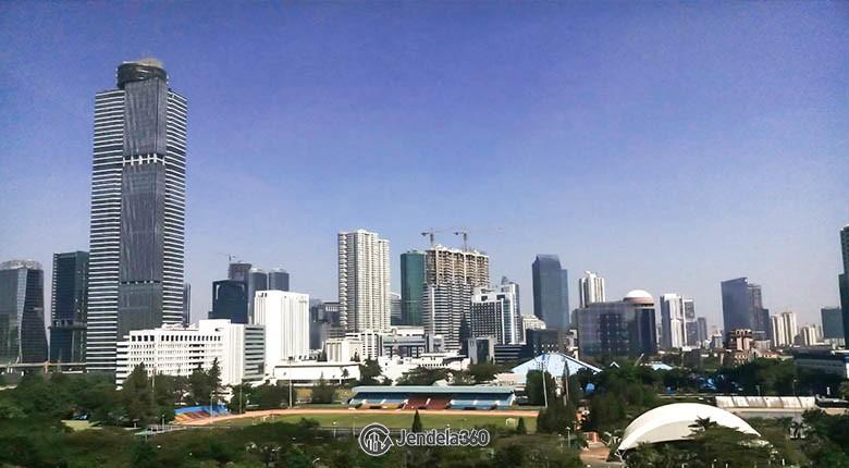 view Taman Rasuna Apartment