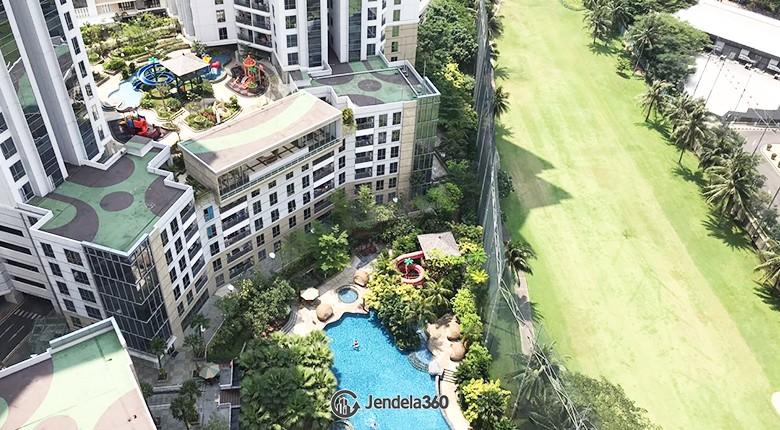 view The Mansion Kemayoran Jasmine Apartment