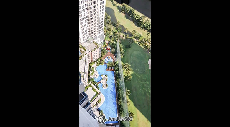 view Apartemen The Mansion Kemayoran Bougenville