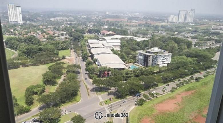 view Apartemen Tree Park BSD