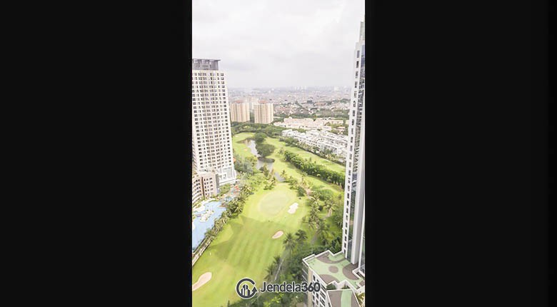 view The Mansion Kemayoran Jasmine Apartment
