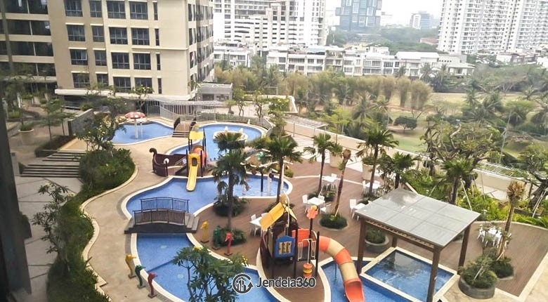view The Mansion Kemayoran Bougenville