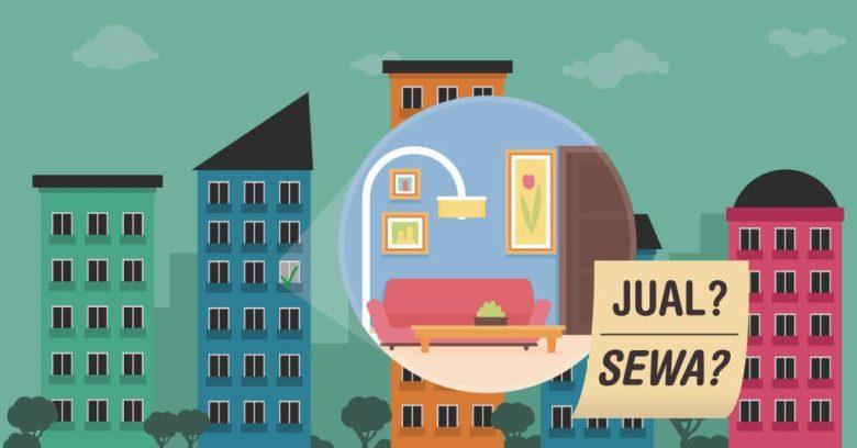 Haruskah Saya Menjual atau Menyewakan Apartemen Saya? Mana yang Lebih Menguntungkan?