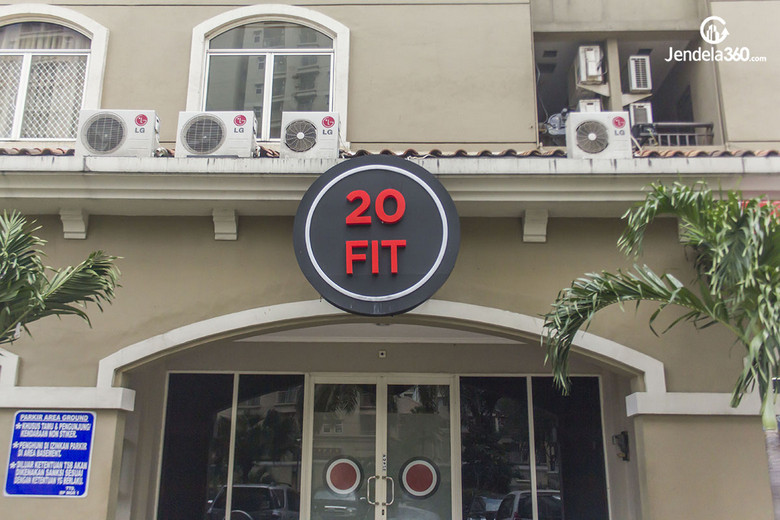 Fitness center di Medit 1 - 20 FIT