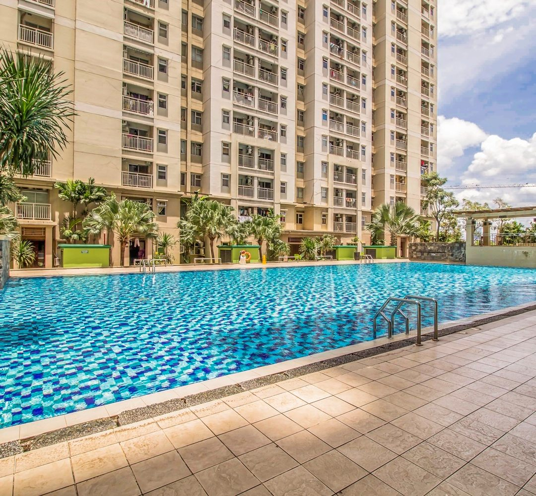Review Apartemen Mediterania Garden Residence 2