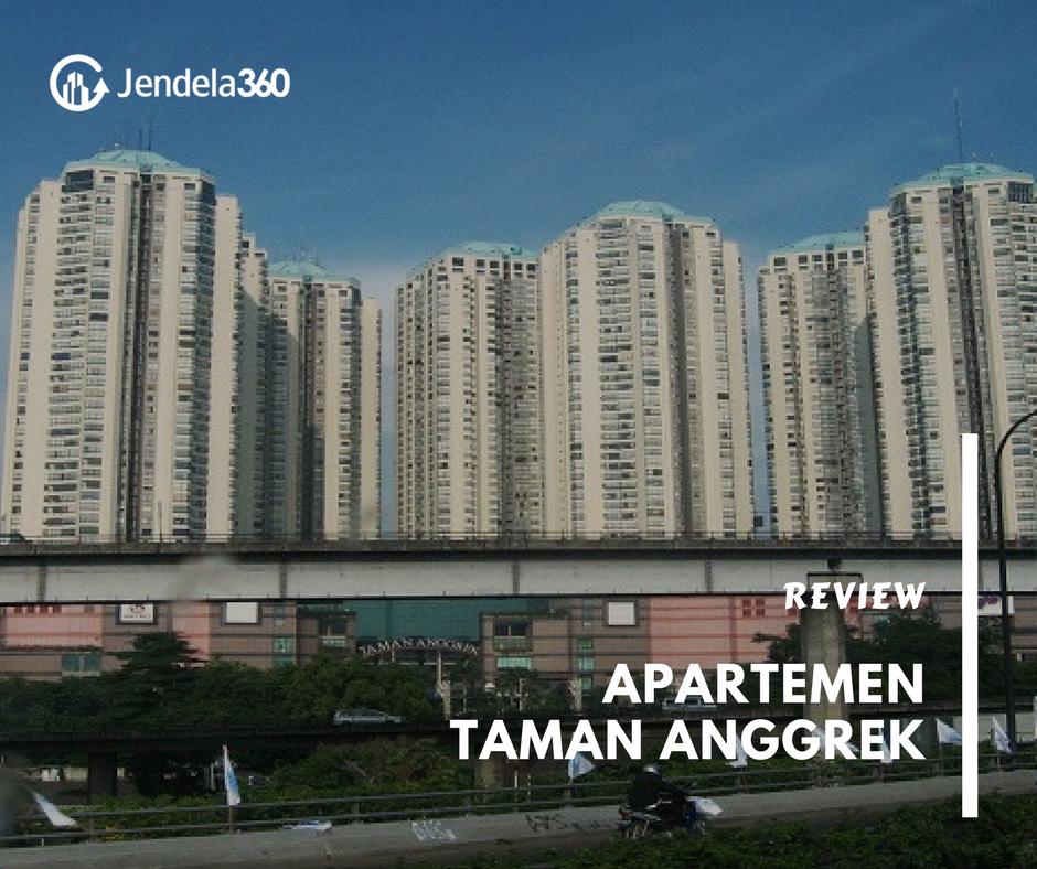 Review Apartemen Taman Anggrek