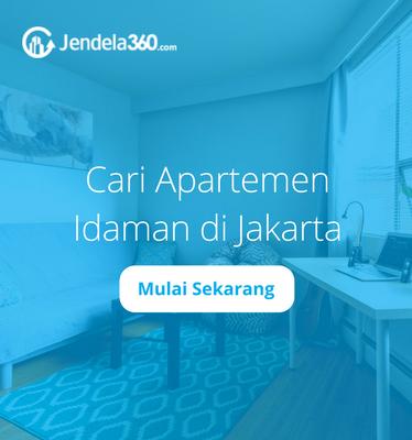 Cari Apartemen di Jendela360