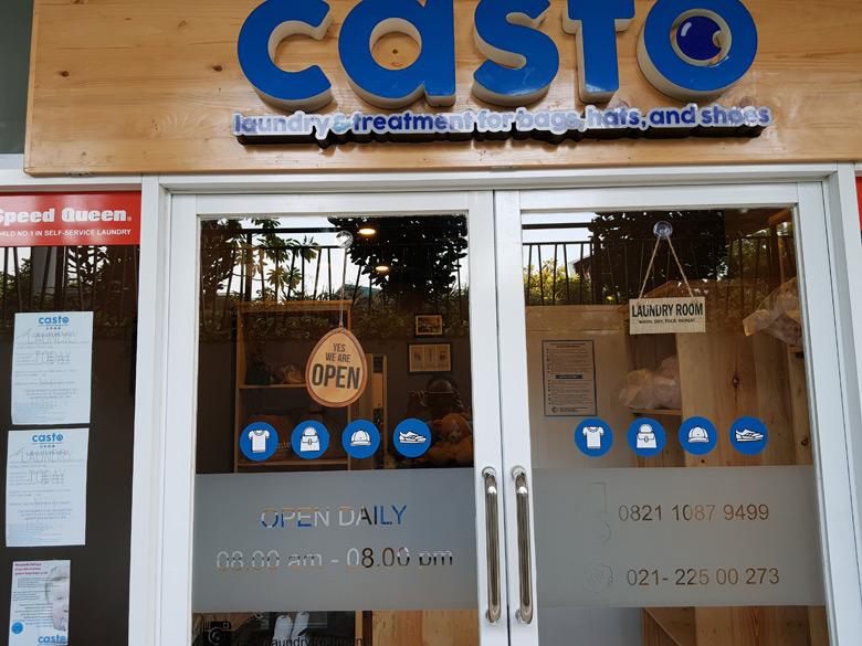 Casto Laundry Metro Park Residence