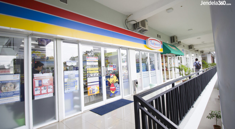 Minimarket di Metro Park Residence